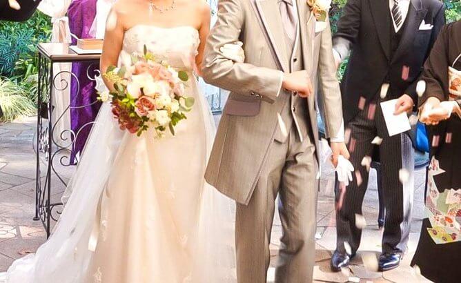 【結婚式実体験レポ】都民共済のウエディングドレスは素晴らしいよ