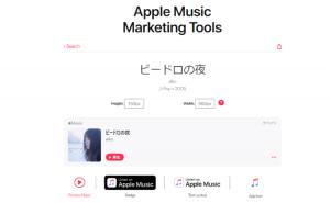 WordPressブログにApple Musicを埋め込んで音楽を紹介する方法